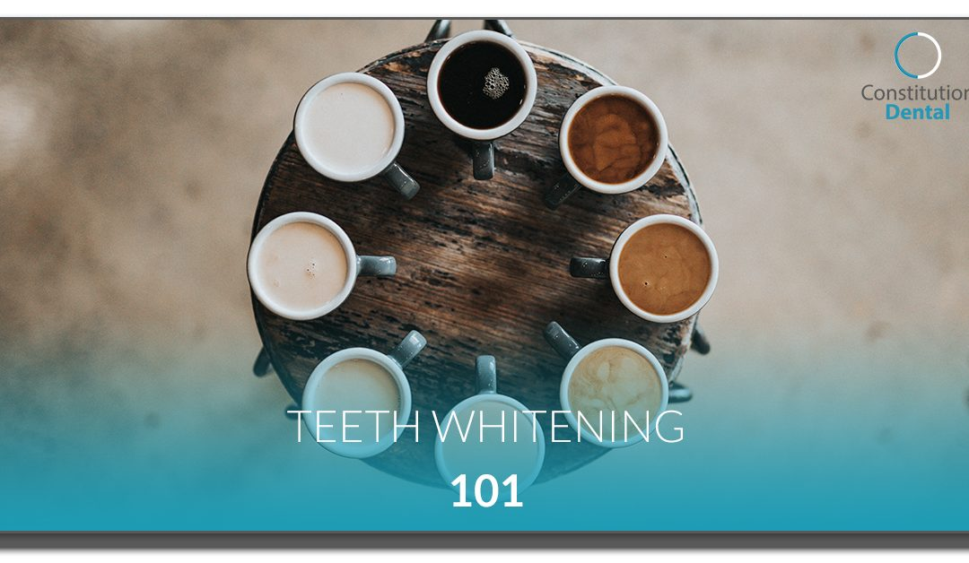 Teeth Whitening 101