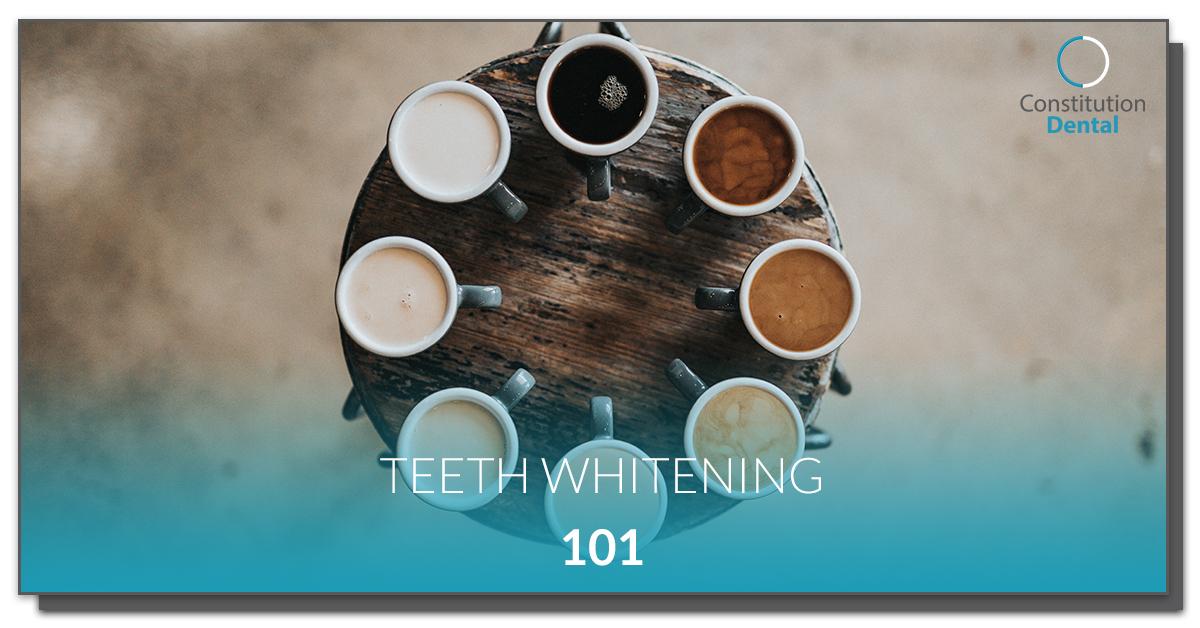 Teeth Whitening 101